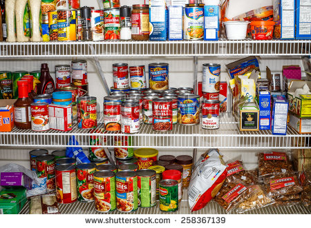 Respond Now Food Pantry
