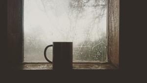 comfort in a mug