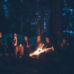 bonfire-camping
