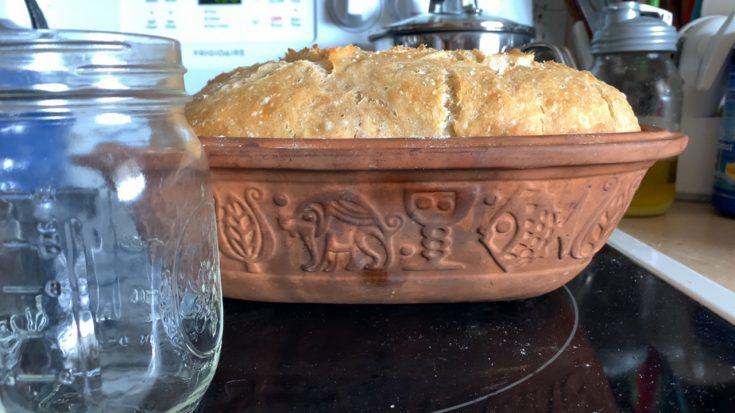 Mess Free No-Knead Bread