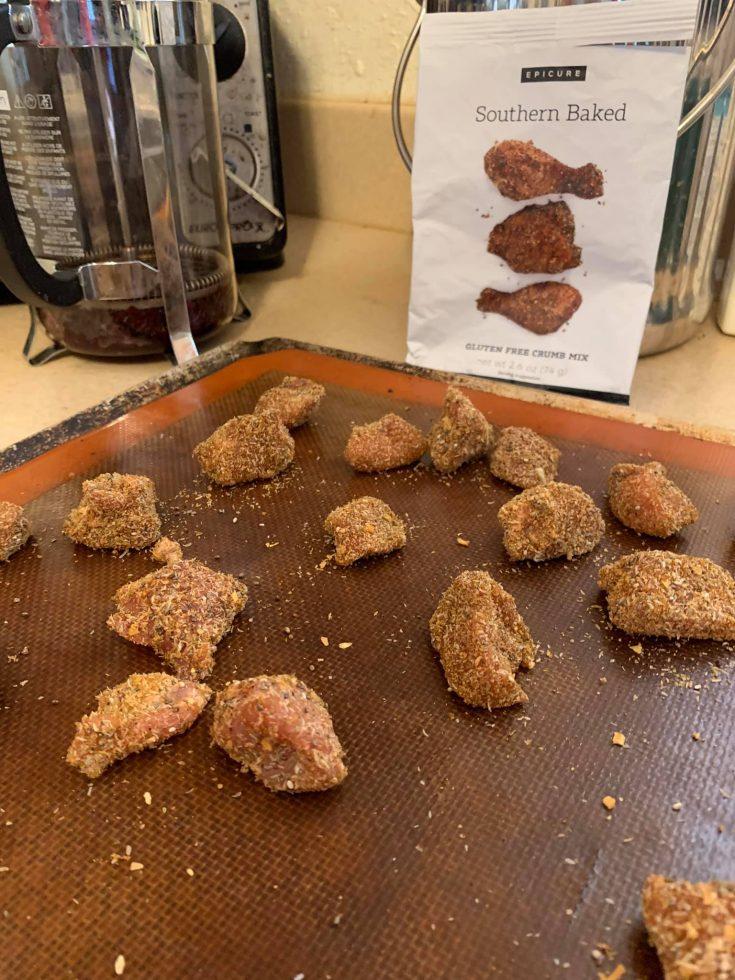 No. 1 Nugget Recipe